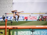 Sublime monuments to female athleticism