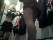 Dress room young girl 13