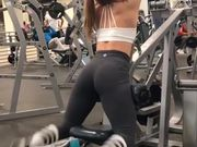 ass in gym