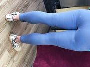 Tight jeggings
