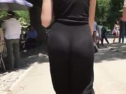 Sexy Ass in Central Park