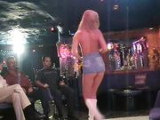 Yvonne Strip Contest