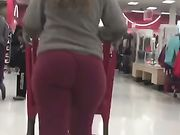 Ass on the move