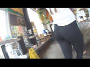 Pigtails and Spandex Leggings