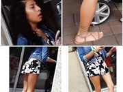 Candid voyeur ultimate collection collages teens ass