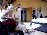Gopro in changing room, long and HD