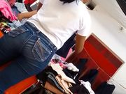 CULITO HERMOSA (maria) BLUE JEANS slow-motion[1]