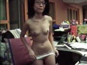 Dude on Zoom Dares His Girfriend To Get Naked at Work
