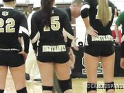 Voyeur Candid Volleyball Girls